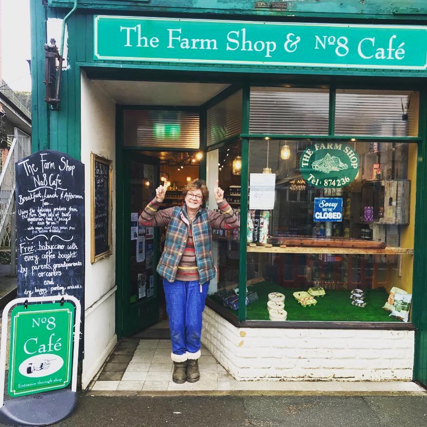 Photographs: Bembridge Farm Shop