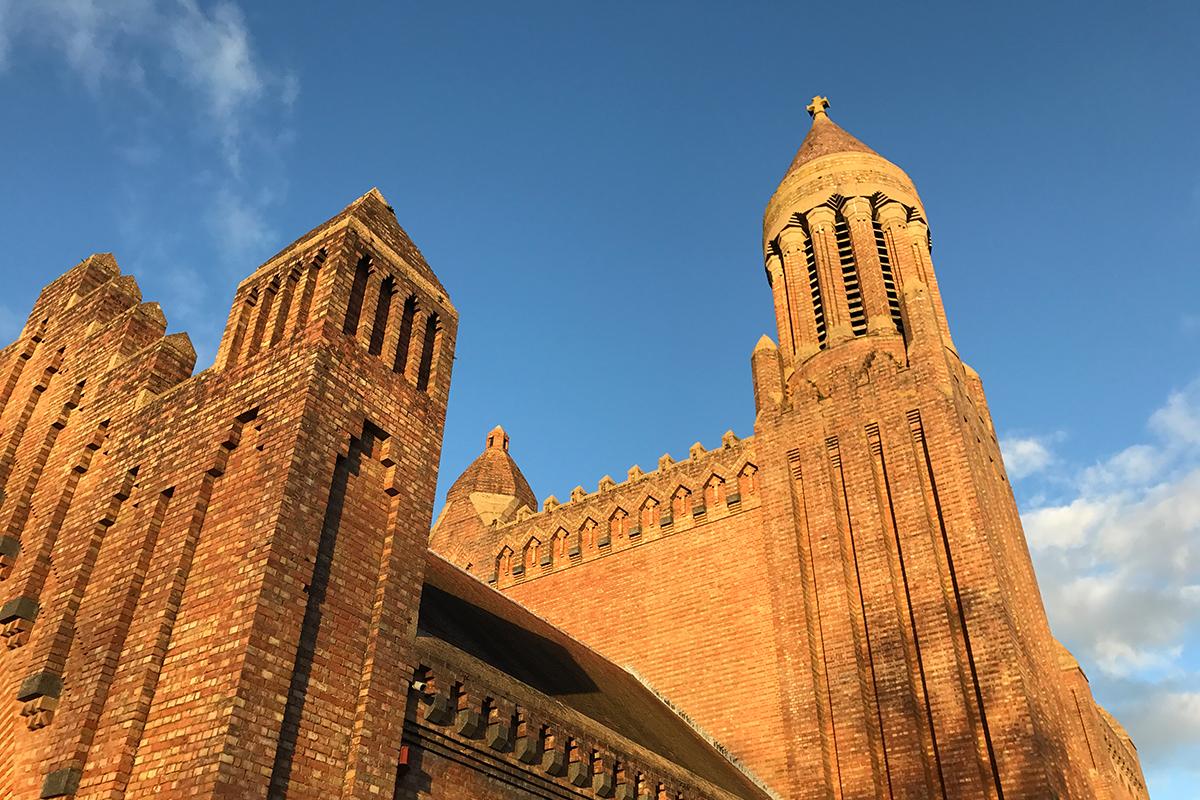 Photographs: Quarr Abbey