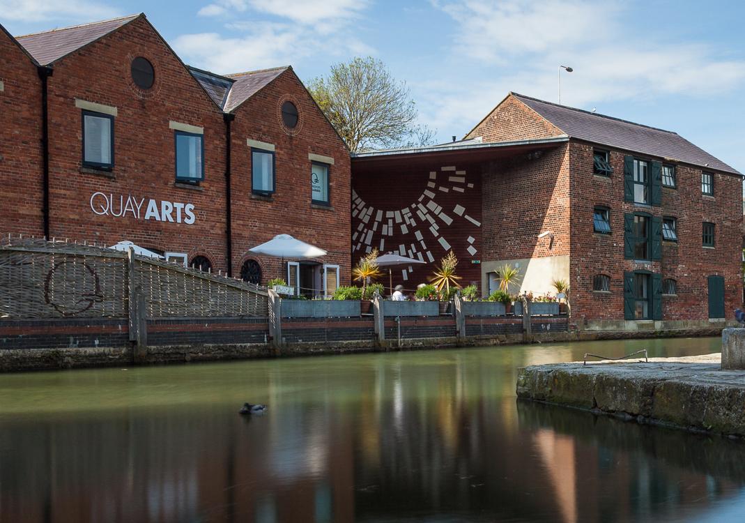 Photograph: Quay Arts