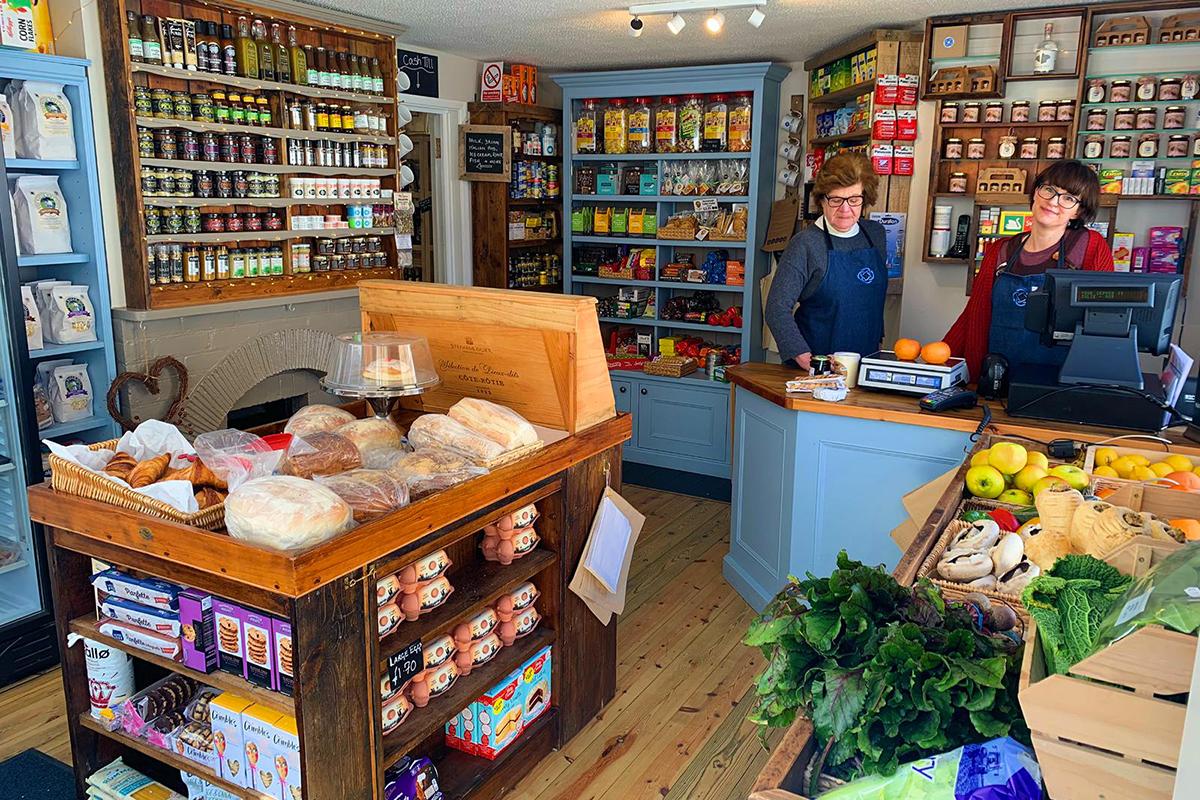 Photographs: Seaview Community Shop
